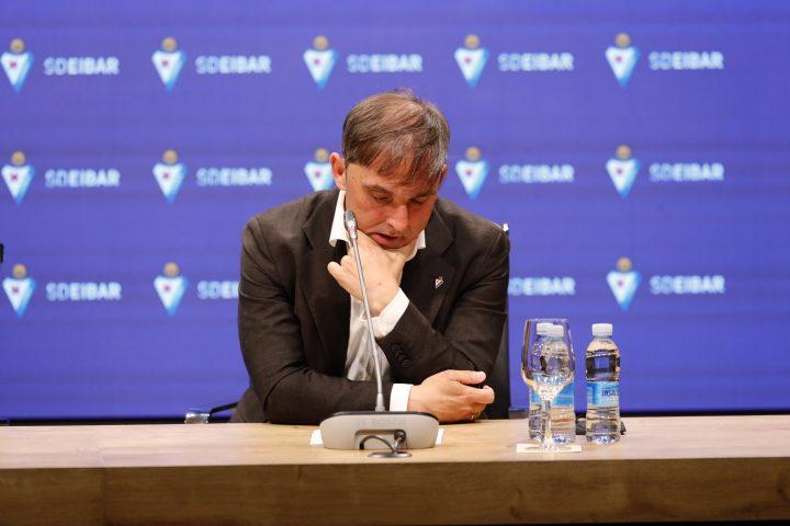 «Nos vamos pero la marca Eibar se queda para siempre»