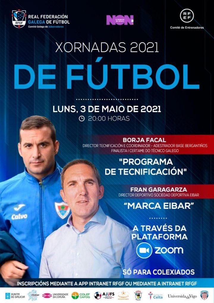 El 'Método Garagarza', protagonista en las jornadas de la Federación Gallega de Fútbol